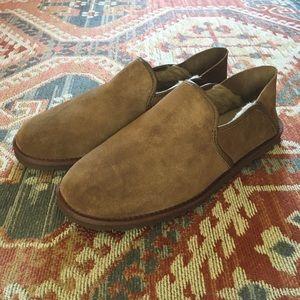 UGG Men's Cooke Wool Loafer Slippers 1013485 Sz. 9
